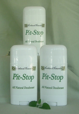 Pit-Stop All Natural Deodorant