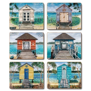 Boathouses Placemats