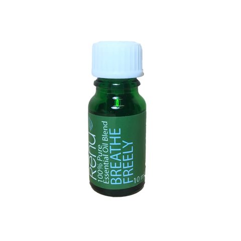 Essential Oil Blend Breathe Freely