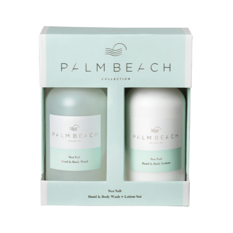 Palm Beach Hand Wash/Lotion Gift Pack Sea Salt
