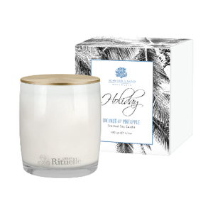 Holiday Soy Candle - Urban Rituelle x Seaweed and Sand