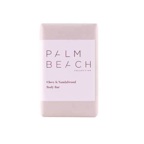 Palm Beach Body Bar Clove & Sandalwood