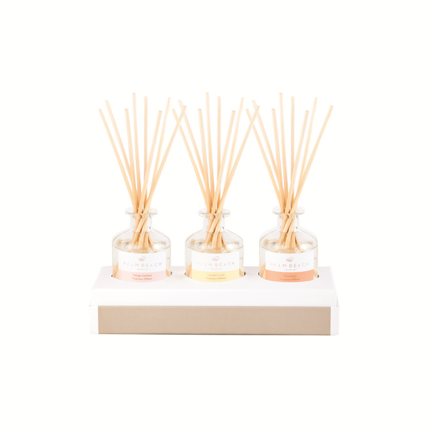 Palm Beach Collection Mini Diffuser Gift Pack