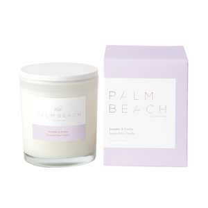 Palm Beach Candle Jasmine & Cedar