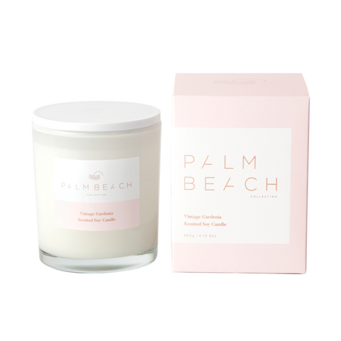 Palm Beach Candle Vintage Gardenia