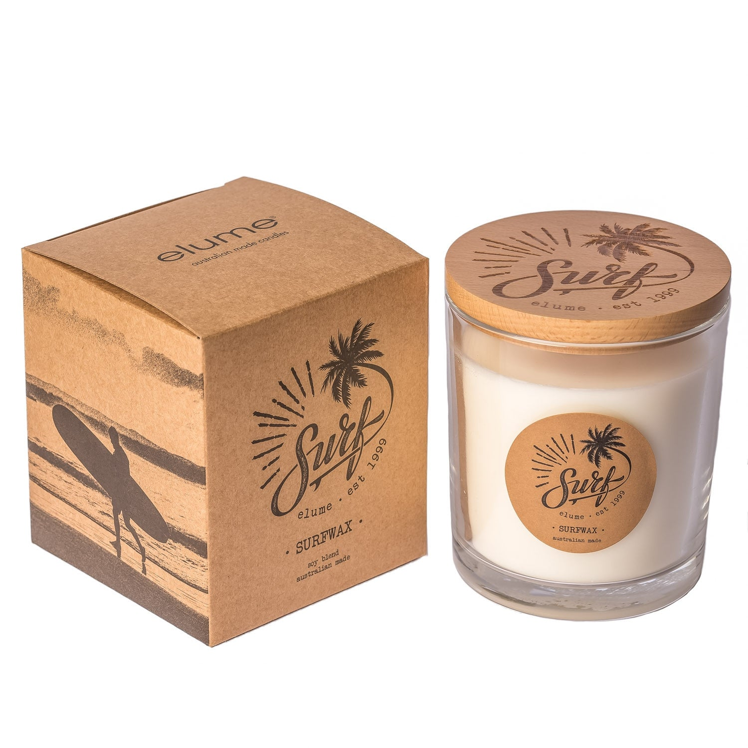 Surf Candle Surf Wax