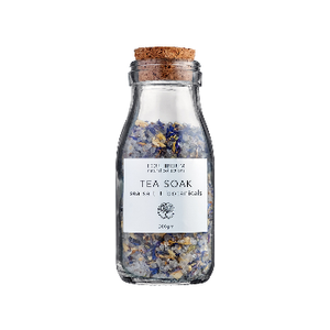 Tea Soak Bath Salts