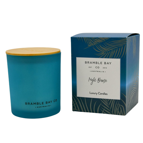 Bramble Bay Co Candle Night Breeze