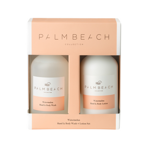 Palm Beach Wash & Lotion Gift Pack Watermelon