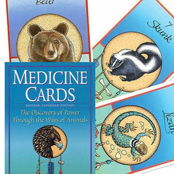 Medicine Cards Deck/Book Set