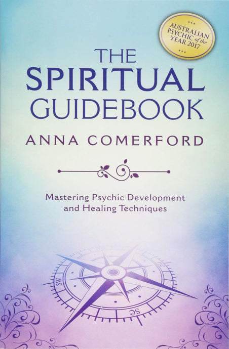 Spiritual Guidebook: Mastering Psychic Development and Healing Techniques