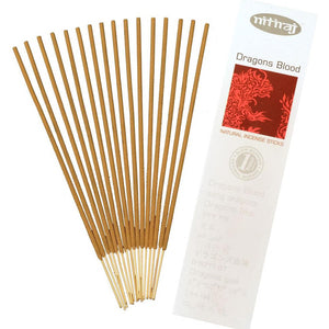 Nitiraj Incense Dragons Blood