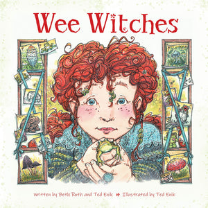Wee Witches Book
