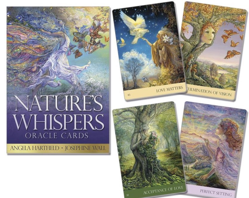 Nature's Whispers Oracle Cards