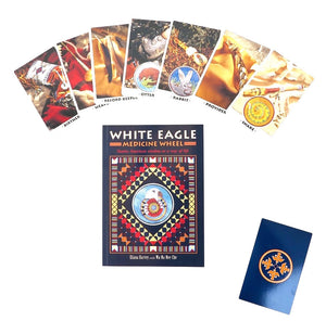 White Eagle Medicine Wheel: Native American Wisdom as a Way of Life