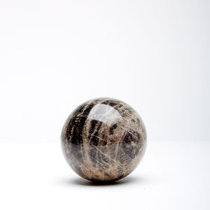 Black Moonstone Sphere II