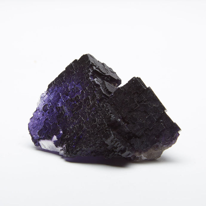 Raw Purple Fluorite