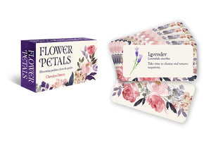 Flower Petals Inspiration Cards