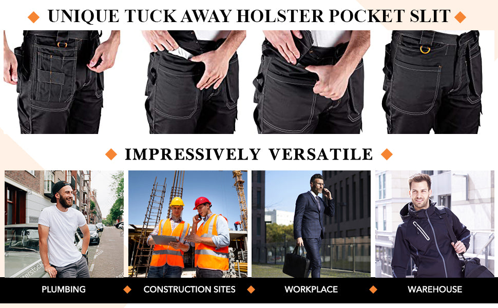 Wear these to work, construction sites and more