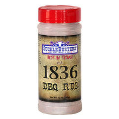SuckleBusters 1836 BBQ Rub
