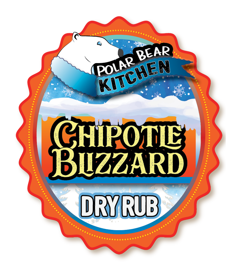 The Polar Bear Kitchen: Chipotle Blizzard Shaker