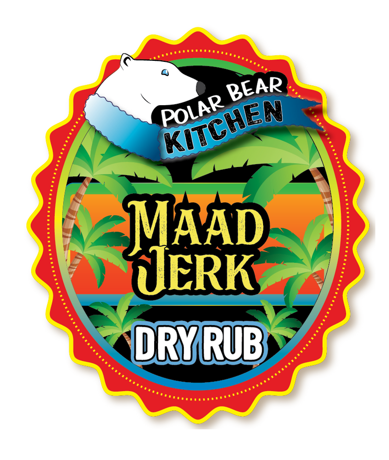 The Polar Bear Kitchen: Maad Jerk
