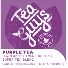 Tea: Purple Tea