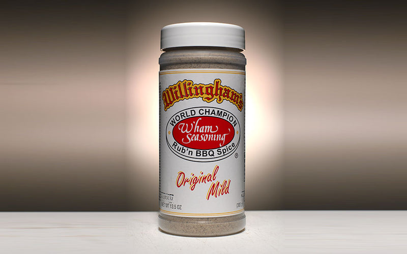 Willingham's W'ham Seasoning Original Mild