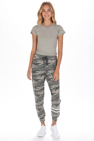 LA Made Camo Joggers - Dalton Boutique