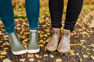 Rainwell Short Rain Boot - Dalton Boutique