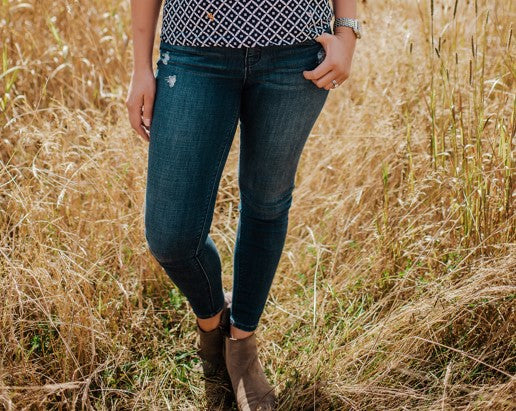 Skinny & Distressed Denim - Dalton Boutique