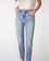 Debbie High Rise Slim Mom Jean in Daydream