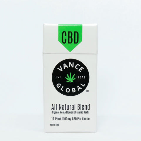Vance Global All Natural Blend