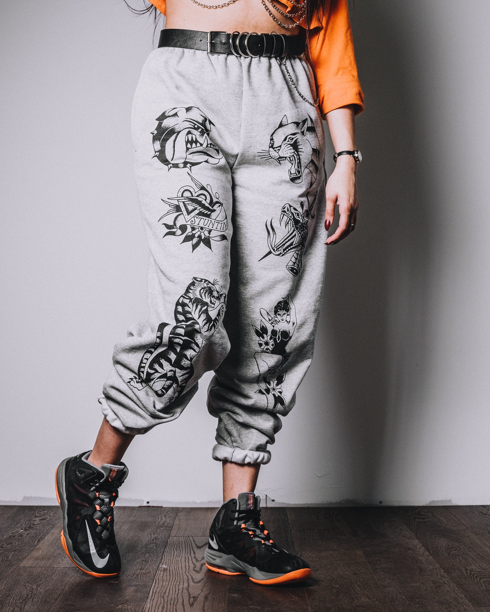 Flash Wall Sweat Pants