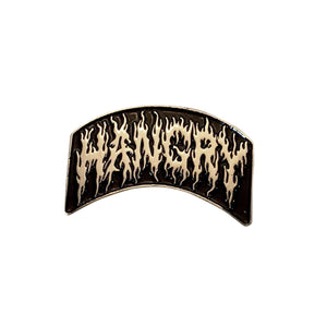Hangry Lapel Pin