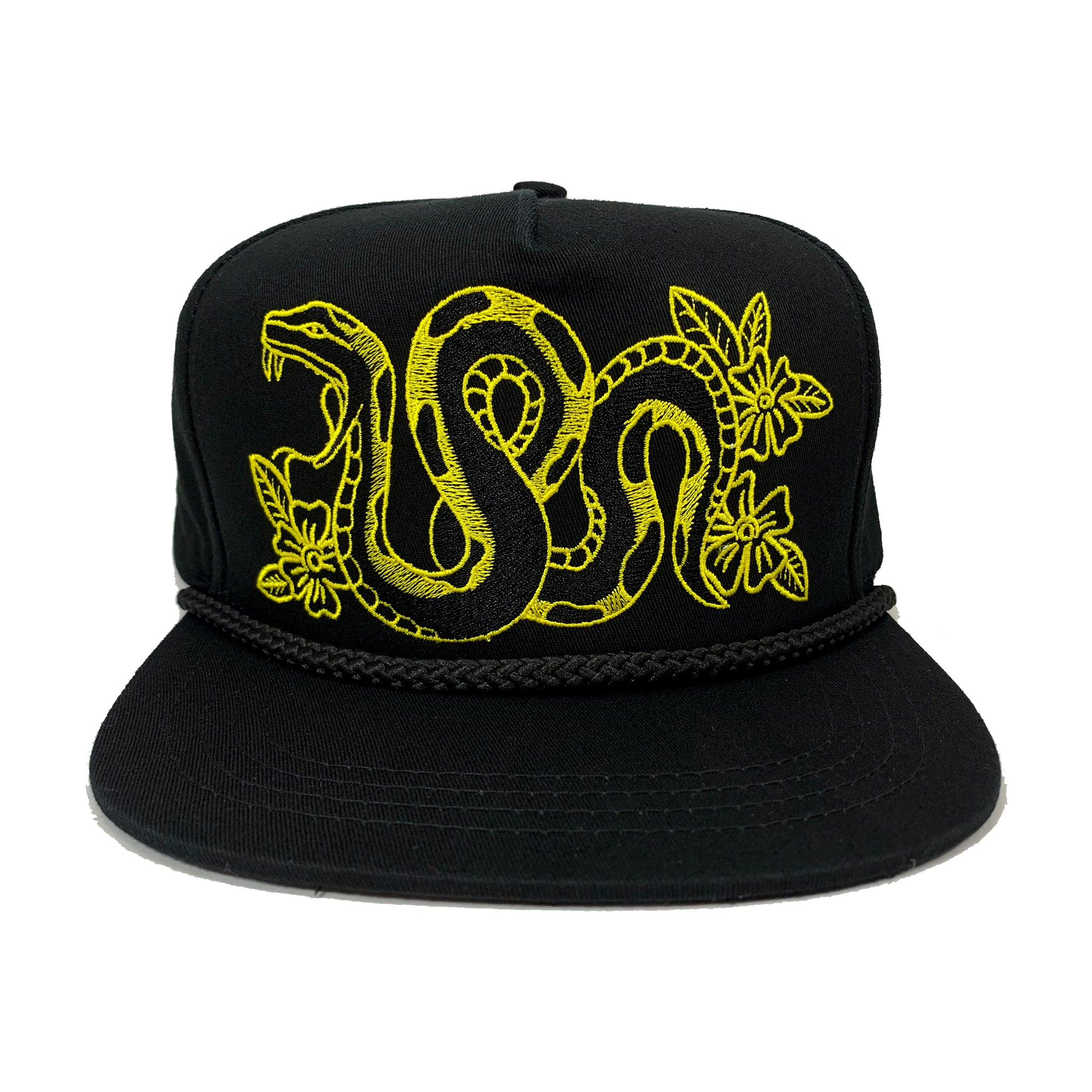 Serpentine Cap