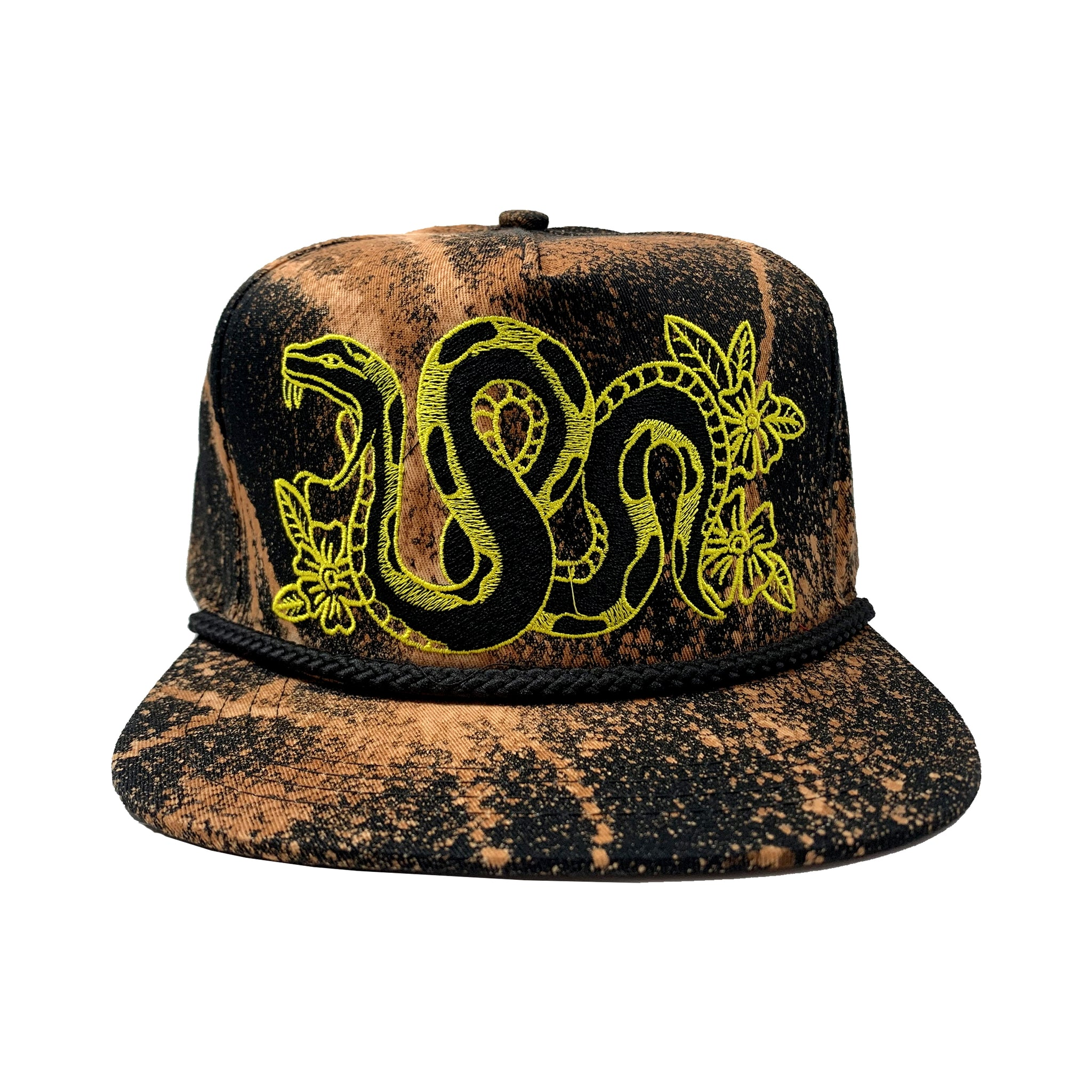 Serpentine Cap Bleached Edition