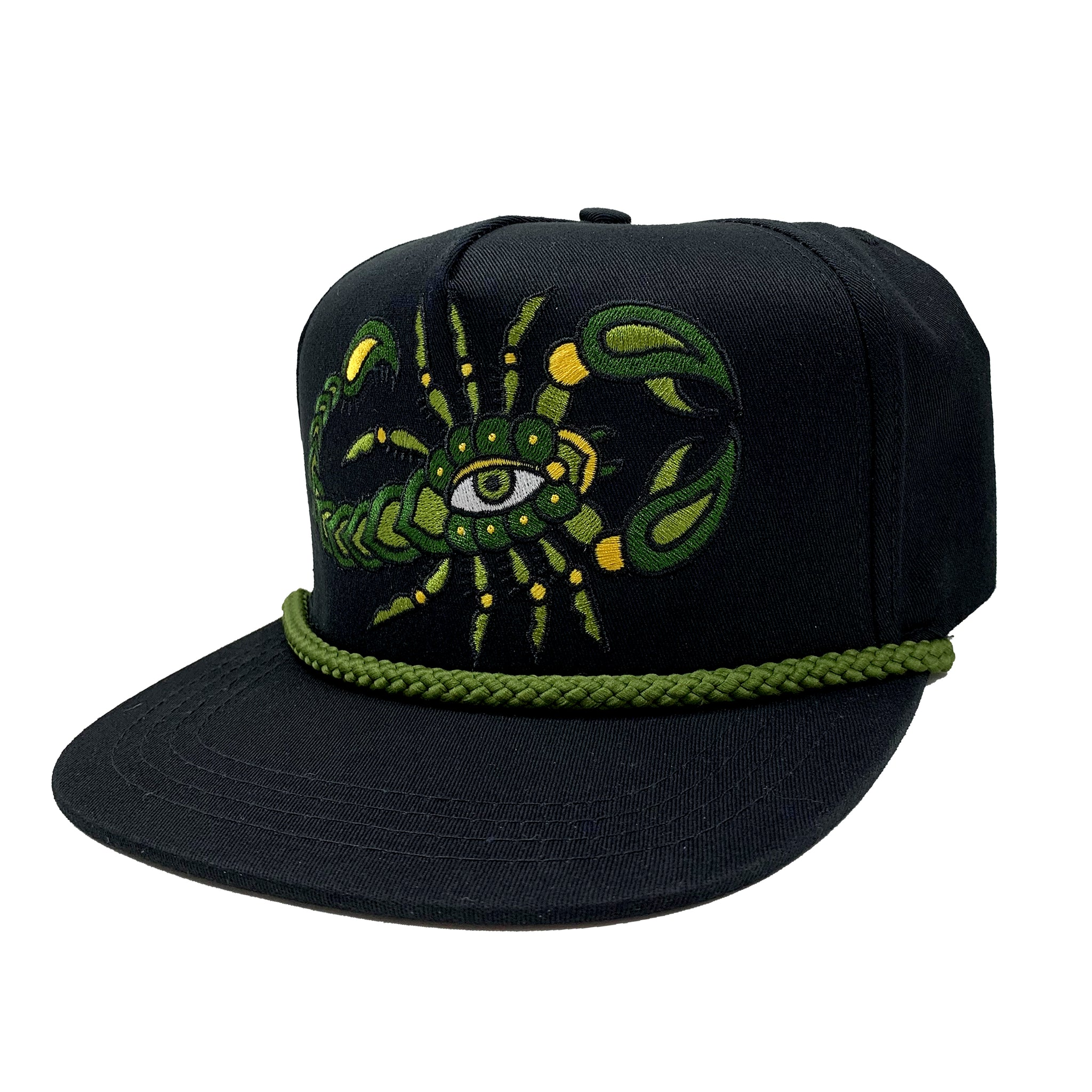 Stinger Cap (Green)