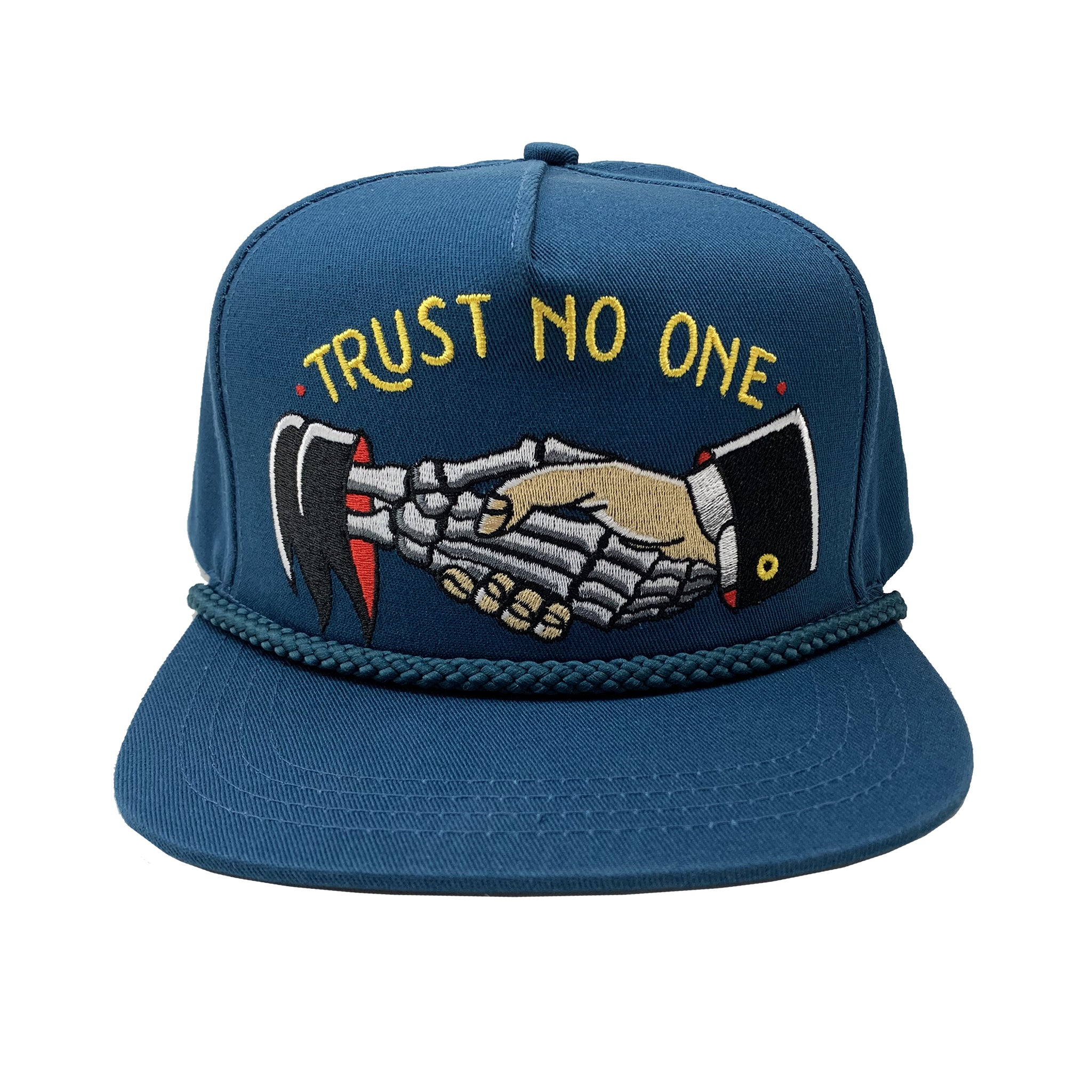 Trust No One Cap