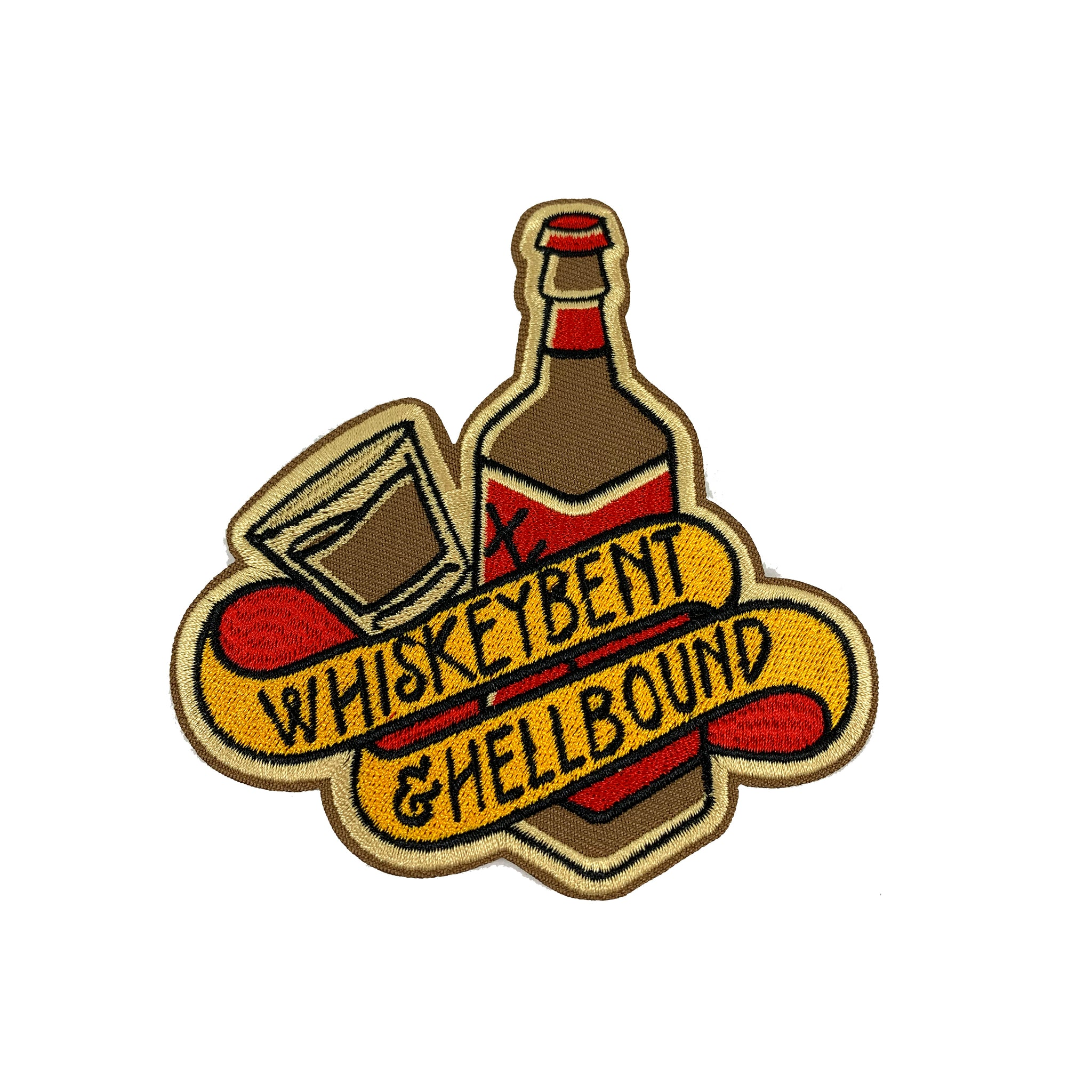 Whiskey-Bent Patch