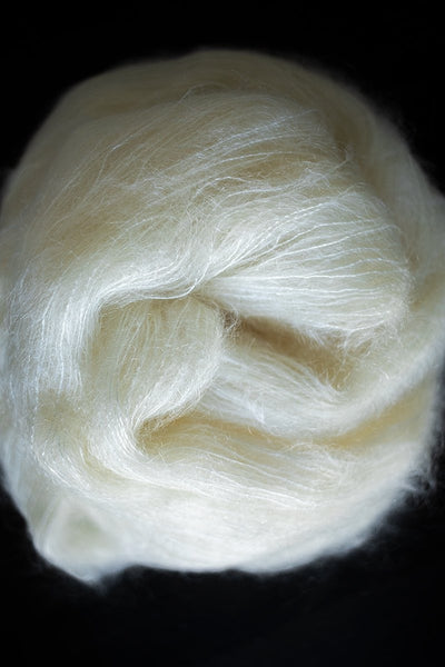 Cumulus Lace Weight Mohair Silk Yarn Base