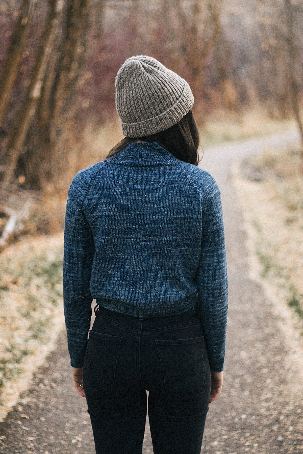 The Other Raglan - Knitting Pattern PDF