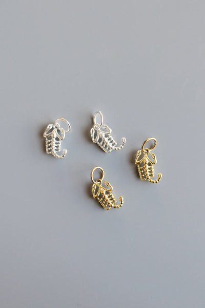 Little Scorpion Stitch Markers