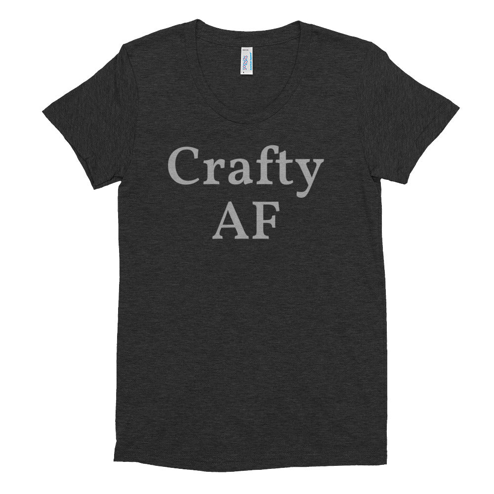 Crafty AF Women's Crew Neck T-shirt