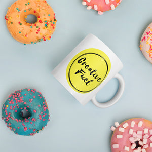 Creative Fuel Morning Coffee Mug