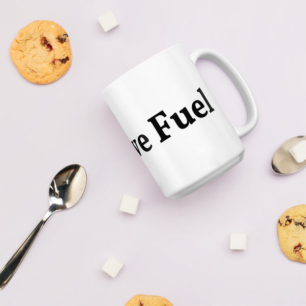 Creative Fuel Coffee Mug