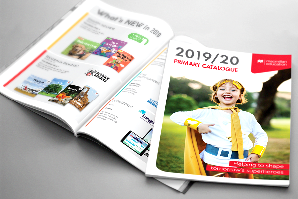 Macmillan Education Primary Catalogue 2019