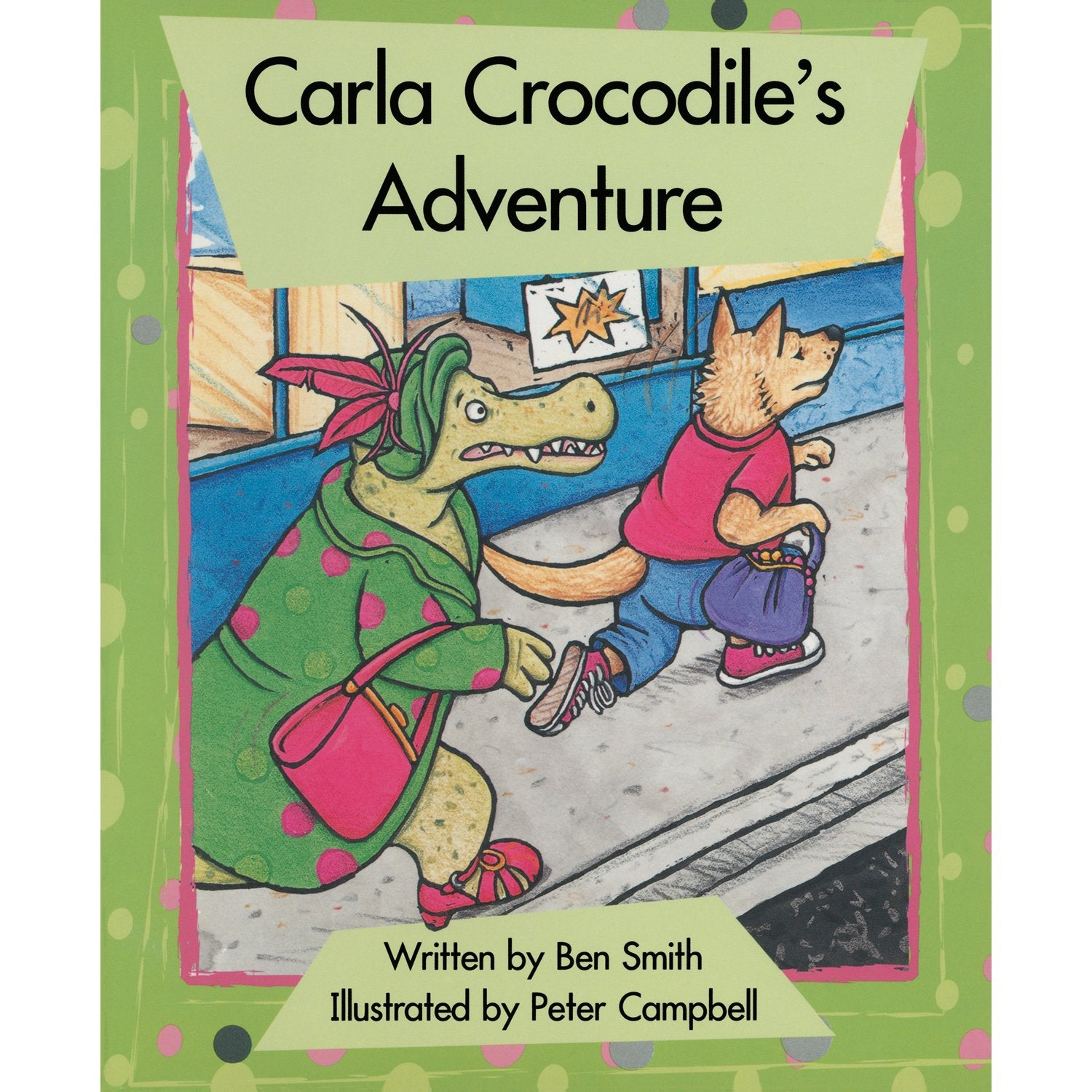 Carla Crocodile's Adventure