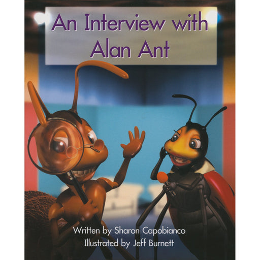 An Interview with Alan Ant