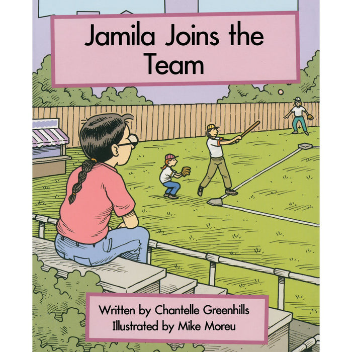 Jamila Joins the Team